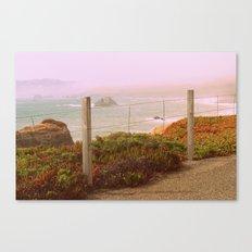 California Coast. Canvas Print