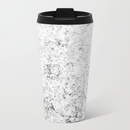 Marble I Metal Travel Mug
