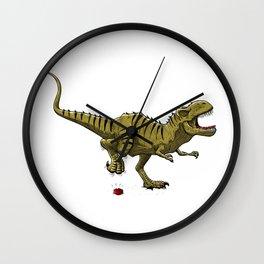 T-rex Wall Clock