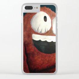 Mr. Squishy Clear iPhone Case