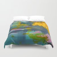 fern Duvet Covers featuring Fern by Andrea Welton