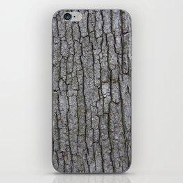 white oak bark iPhone Skin