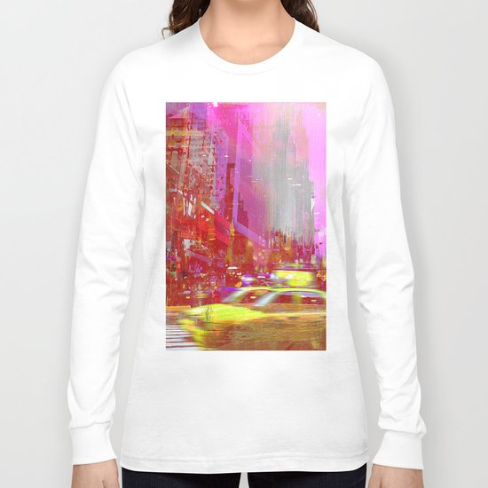 Moving to New York  Long Sleeve T-shirt