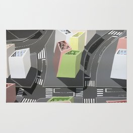 showville - urban living Rug