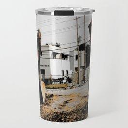 Desvio a 100 mts. Travel Mug