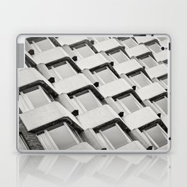 Modernistic Architectural Pattern Laptop & iPad Skin