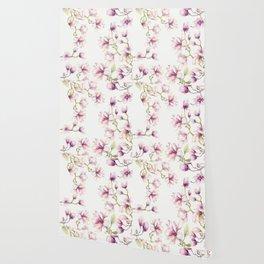 Delicate Magnolia 2 Wallpaper