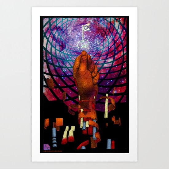 The Epiphany Art Print