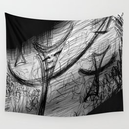 The Middle Ages Warriors Wall Tapestry