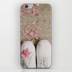 Truckstop Flower iPhone & iPod Skin