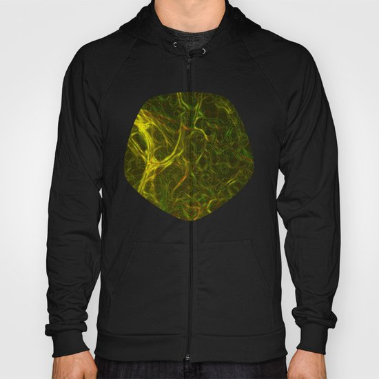 Solar Flare Waves Hoody