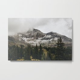 High Rockies Morning Metal Print