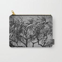 Mahama Lauhala Hala Trees Pandanus Carry-All Pouch