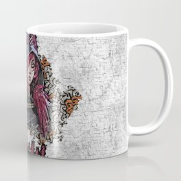 League of Legends XAYAH - Graffiti Style Coffee Mug
