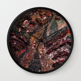 The Jersey Devil Wall Clock