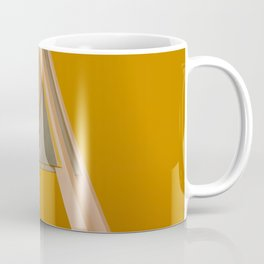 Alphabet A Coffee Mug