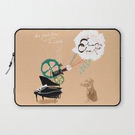 Chapi Chapo - Les Petites Musiques de Pluie  Laptop Sleeve