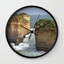 Loch Ard Remnants Wall Clock