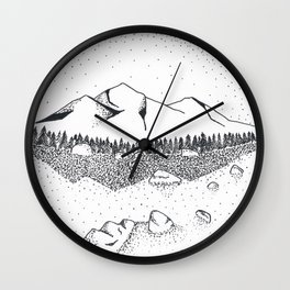Katahdin Wall Clock