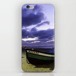 Praia da Nazaré iPhone Skin