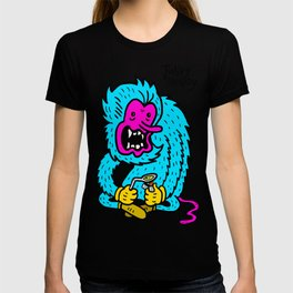 JUNKY MONKEY T-shirt