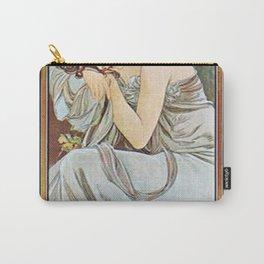 Alphonse Mucha Nocturnal Slumber Carry-All Pouch
