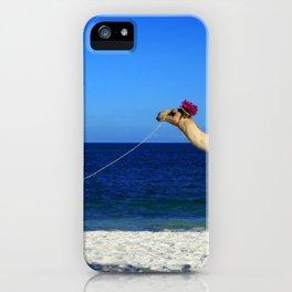 Camel Beach iPhone Case