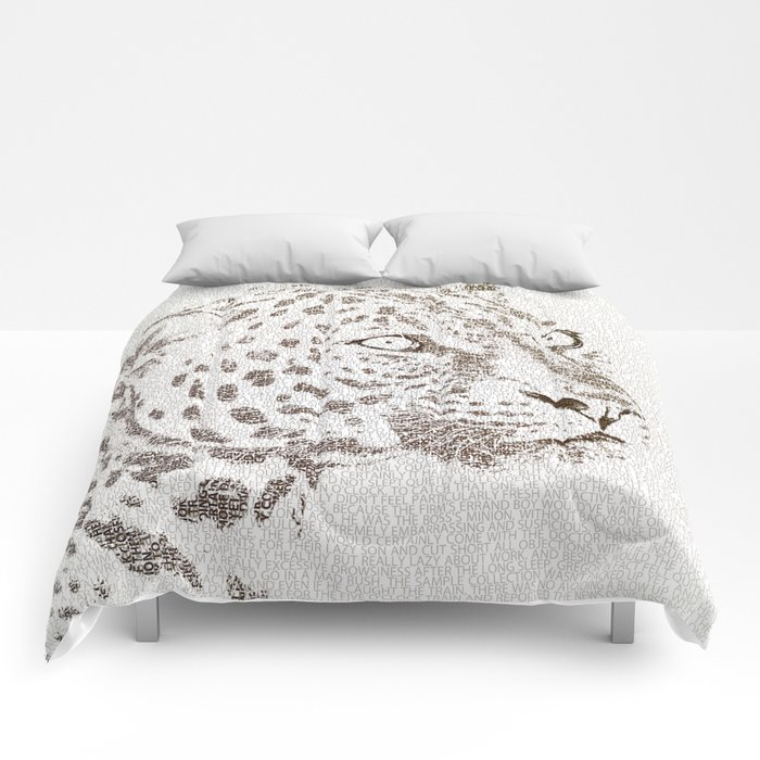 The Intellectual Leopard Comforters