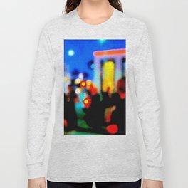 LA at Night Long Sleeve T-shirt