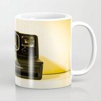 polaroid Mugs featuring Polaroid by Sydney S Photography