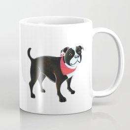 Staffordshire Terrier Coffee Mug