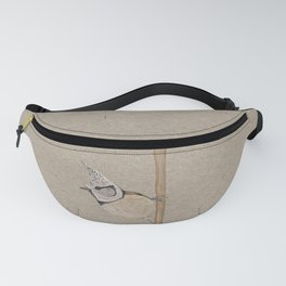 Crested tit Fanny Pack
