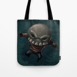 Skeleton Krueger Tote Bag