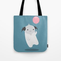 My Little Balloon Tote Bag