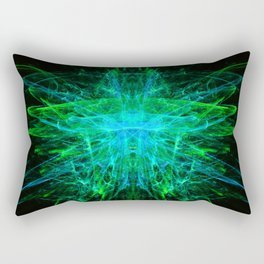 Nightlight Butterfly Rectangular Pillow