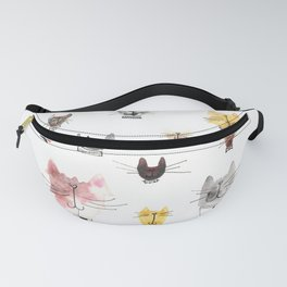 Give me all the Kitties! Fanny Pack