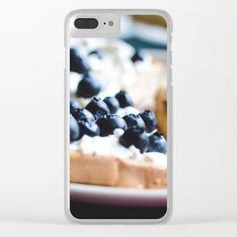 Hmmmmmmmmmmmmmm Clear iPhone Case
