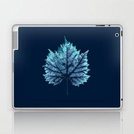 vine leaf autumn Laptop & iPad Skin