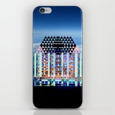 Mad Hatter's House iPhone & iPod Skin