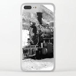 Durango - Silverton Engine 480 Clear iPhone Case
