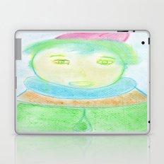 Spiritual Drawing of Author J. R. R. Tolkien Laptop & iPad Skin