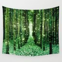 Magical Forest Green Elegance by vintageby2sweet