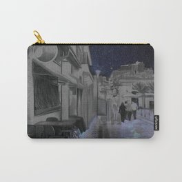 Night Time in Athens Carry-All Pouch