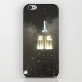 Gotham city iPhone Skin