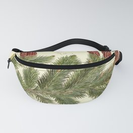Flower 6743 picea ajanensis Fanny Pack