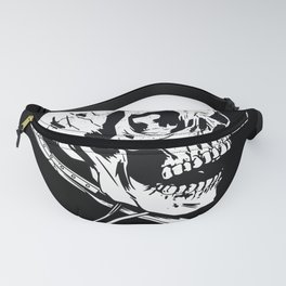 Skull Crutches Best Gift Fanny Pack