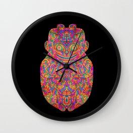 Self Transforming Spirit Guide Wall Clock