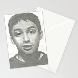 Ad Rock Portrait Drawling Stationery Cards