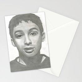 Ad Rock Portrait Drawling Stationery Cards