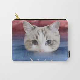 Cat Kitten Katy Carry-All Pouch